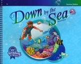 Abeka Down by the Sea Reader Grade 1  Teacher Edition (New  Edition)