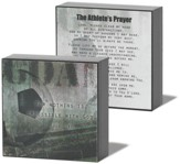 Athlete Prayer Soccer Plaque