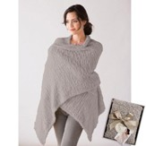 Giving Shawl, Taupe