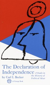 Declaration of Independence: A Study in the History of Political Ideas - eBook