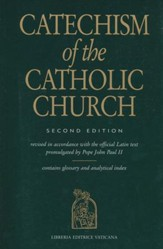 Catechism of the Catholic Church, 2nd Edition, Softcover   - Slightly Imperfect