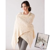 Giving Shawl, Cream