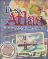 Desk Atlas of the United States  - Slightly Imperfect