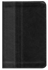NLT Compact Edition I Can Edition, soft imitation leather, black/onyx