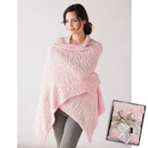 Giving Shawl, Pink