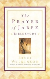 The Prayer of Jabez Bible Study  - Slightly Imperfect
