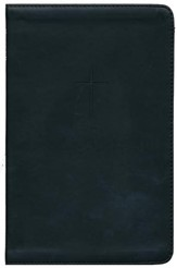 NLT Premium Gift Bible Imitation Leather, black - Imperfectly Imprinted Bibles