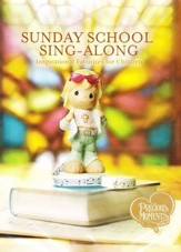 Precious Moments Sunday School Sing-Along: Inspirational Favorites for Children (3 CD Set)