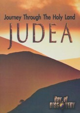 Journey Through the Holy Land-Judea DVD