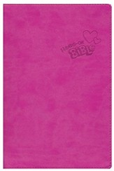 NLT Hands-On Bible for Girls, Updated Edition  - Slightly Imperfect