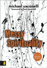 Messy Spirituality - eBook
