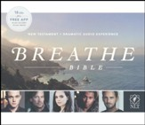 NLT Breathe Bible Audio New Testament
