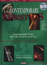 Contemporary Christmas-Instrumental Solos for the   Church Musician (Brass Instruments)