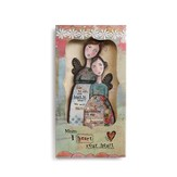 Mother Angel Ornament in Presentation Slipcase