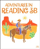 BJU Reading Grade 3 Student Book B  (Third Edition)