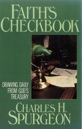 Faith's Checkbook / New edition - eBook