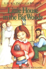 Little House in the Big Woods, Little House on the Prairie Series     #1 (Softcover)
