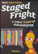 Staged Fright and Other Inspired Adventures: Volume 1, DVD
