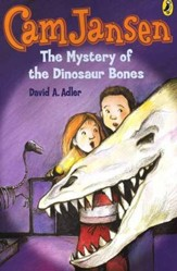 Cam Jansen #3: Mystery of the Dinosaur Bones