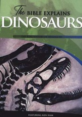 The Bible Explains Dinosaurs, DVD