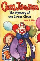 Cam Jansen #7: Mystery of the Circus Clown