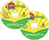 Cowabunga Farm VBS: Director's Resource CD Set