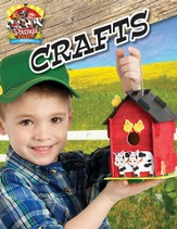 Cowabunga Farm VBS: Craft Ideas Book