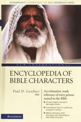 New International Encyclopedia of Bible Characters --                  Slightly Imperfect