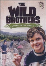 The Wild Brothers #2: Jewels of the Jungle DVD