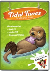 Ocean Commotion VBS Traditional: Tidal Tunes Music Leader  Set