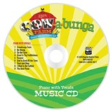 Cowabunga Farm VBS: Music CD 10-pack (Piano with vocals)