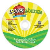 Cowabunga Farm VBS: Music CD 10-pack (Instrumental with Vocals)