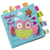 Oodles Of Fun Owl Soft Book