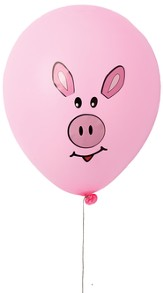 Cowabunga Farm VBS: Decorate Your Own Farm Animal Balloons, 12