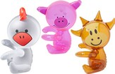 Cowabunga Farm VBS: Inflatable Farm Animal Huggables (11), pack of 12