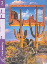 Word Building PACE 1060, Grade 5, (4th Edition)