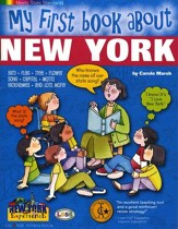 New York My First Book, Grades K-8