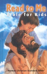 Holman CSB Read to Me Bible for Kids