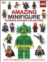 Ultimate Sticker Collection: Amazing LEGO Minifigure