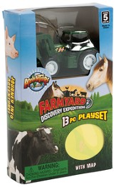 Cowabunga Farm VBS: Farm Play Set