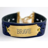 Brave Bracelet, with Cross