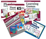 Abeka Grade K5 Essential Parent Kit  (Manuscript Edition)