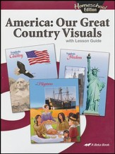 Abeka Homeschool America: Our Great Country Visuals