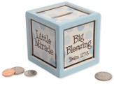 Little Miracle Bank, Blue