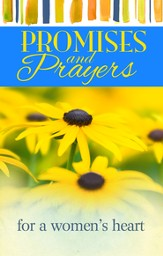 Promises and Prayers for a Woman's Heart - eBook