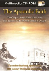 The Apostolic Faith Multimedia CD-ROM  - Slightly Imperfect