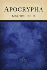 Apocrypha: King James Version - eBook