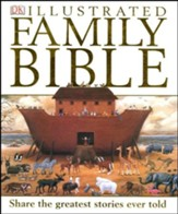 DK Illustrated Family Bible - Slightly Imperfect