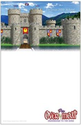 Over the Moat VBS: Theme Invitation Flyers, 50 pack
