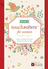 Bible TouchPoints for Women: God's Answers for Your Every Need